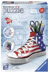 Ravensburger 3D puzzel American Style Sneakers
