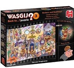 Jumbo legpuzzel Wasgij back to 3 Vetkuif of Suikerspin 1000 stuk
