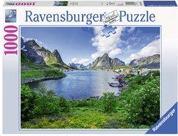 Ravensburger legpuzzel op de lofoten 1000 stukjes