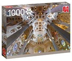 Jumbo legpuzzel sagrada familia Barcelona 1000 stukjes