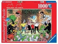 Ravensburger legpuzzel Suske & Wiske 1000 stukjes