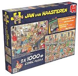 Jumbo Jan van Haasteren legpuzzel Feestdagen 1000 stukjes