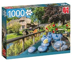 Jumbo legpuzzel Giethoorn Nederland 1000 stukjes