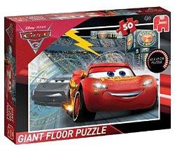 Jumbo vloerpuzzel Disney Cars 3 50 stukjes vanaf 3 jaar