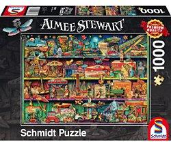 Schmidt legpuzzel De Wondere Wereld van het Speelgoed 1000 stukj