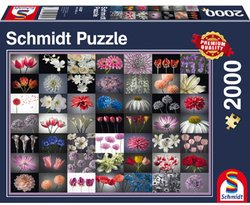 Schmidt legpuzzel Flower Greetings 2000 stukjes
