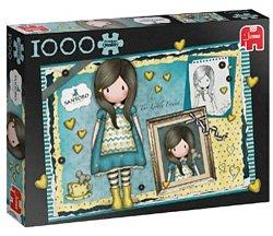 Jumbo Gorjuss legpuzzel Kleine Vriend 1000 stukjes