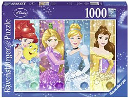 Ravensburger Disney Princess legpuzzel Dare to Dream 1000 stukje