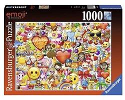 Ravensburger legpuzzel Emoji 1000 stukjes