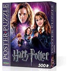 Wrebbit wandpuzzel Harry Potter Hermelien Griffel 500 stukjes