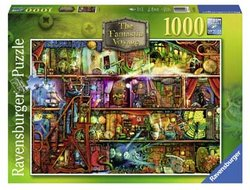 Ravensburger legpuzzel Fantastic Voyage 1000 stukjes