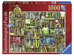 Ravensburger Colin Thompson legpuzzel The Bizarre Bookshop 1000