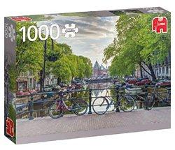 Jumbo legpuzzel de waag Amsterdam 1000 stukjes
