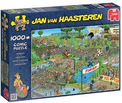 Jumbo Jan van Haasteren legpuzzel Modder Race 1000 stukjes vanaf