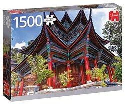 Jumbo legpuzzel Chinese Tempel 1500 stukjes