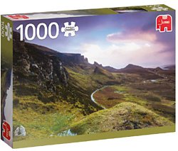 Jumbo legpuzzel Trotternish Ridge Schotland 1000 stukjes