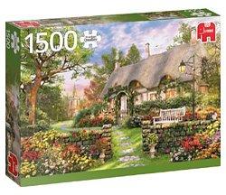 Jumbo legpuzzel Zonnige Cottage 1500 stukjes