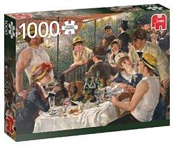 Jumbo Pierre Auguste Renoir legpuzzel de Lunch van de Roeiers 10