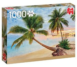 Jumbo legpuzzel Frans Polynesie 1000 stukjes