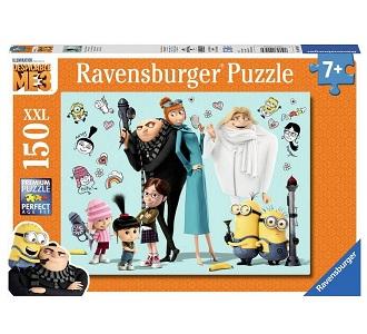Ravensburger XXL kinderpuzzel Despicable Me 3 Gru 150 stukjes va