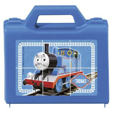 Ravensburger thomas & friends blokpuzzel de Trein 6 stukjes vana
