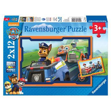 Ravensburger Paw Patrol puzzel in Actie 12 stukjes vanaf 3 jaar