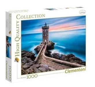 Clementoni legpuzzel de Vuurtoren 1000 stukjes
