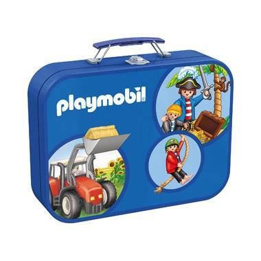 Schmidt Playmobil puzzelbox 100 stukjes vanaf 4 jaar