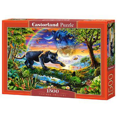 Selecta Castorland legpuzzel Panter in de Schemering 1500 stukje