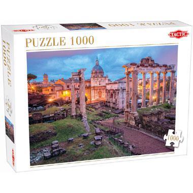 Tactic puzzel Forum Romanum 1000 stukjes