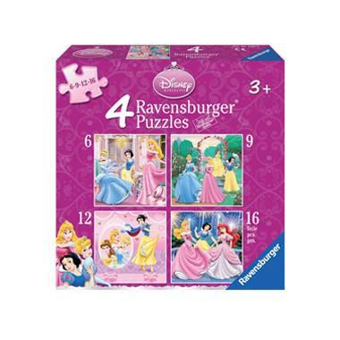 Ravensburger Disney puzzel Princess 16 stukjes vanaf 2 jaar