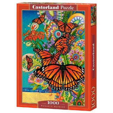 Selecta Castorland legpuzzel Monarch Vlinders 1000 stukjes