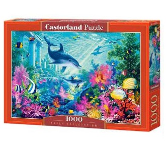 Selecta Castorland legpuzzel Vroege Verkenning 1000 stukjes