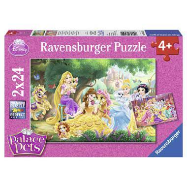 Ravensburger Disney puzzel Prinsessen 24 stukjes vanaf 4 jaar