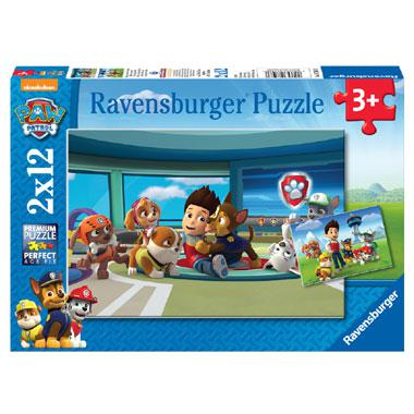 Ravensburger Paw Patrol puzzel Ryder en zijn Vrienden 12 stukjes