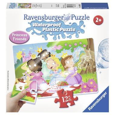 Ravensburger kinderpuzzel Prinsessen 12 stukjes vanaf 2 jaar