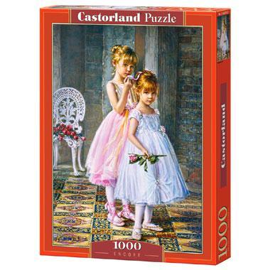 Selecta Castorland legpuzzel Encore 1000 stukjes