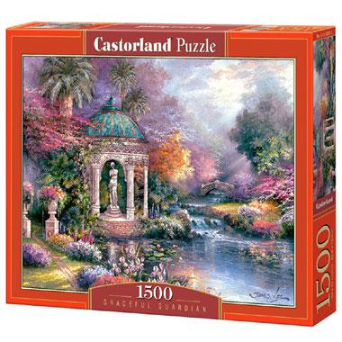 Selecta Castorland legpuzzel Sierlijke Beschermer 1500 stukjes