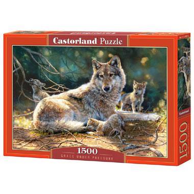Selecta Castorland legpuzzel Grace onder Druk 1500 stukjes