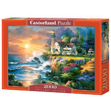 Selecta Castorland legpuzzel Twilight Beacon 2000 stukjes