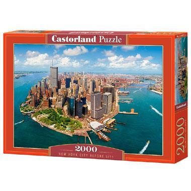 Castorland legpuzzel New York City 20e eeuw 2000 stukjes