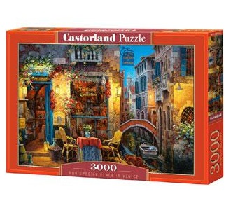 Selecta Castorland legpuzzel Speciaal Plekje in Venetie 3000 stu