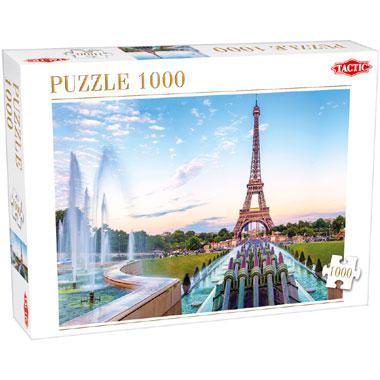Tactic puzzel Parijs de Eiffeltoren 1000 stukjes