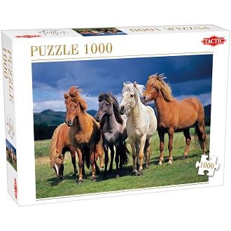 Tactic puzzel camargue horses 1000 stukjes