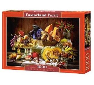 Selecta Castorland legpuzzel Schatten van de Natuur 1000 stukjes