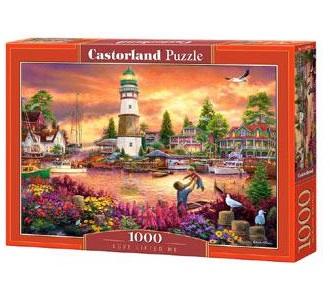 Selecta Castorland legpuzzel Liefde heeft me Opgeheven 1000 stuk