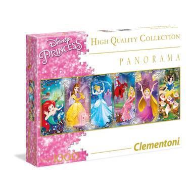 Clementoni Panorama legpuzzel Princess 1000 stukjes