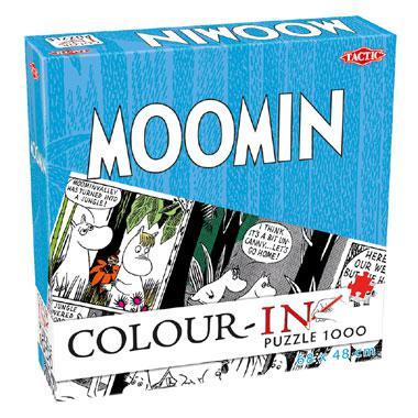 Tactic Colour In legpuzzel Moomin 1000 stukjes vanaf 8 jaar