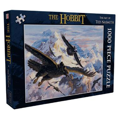 999 Games legpuzzel The Hobbit 1000 stukjes