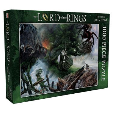 999 Games legpuzzel The lord of the Rings 1000 stukjes